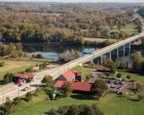 Delaware Water Gap (I-80) Toll Bridge – DRJTBC