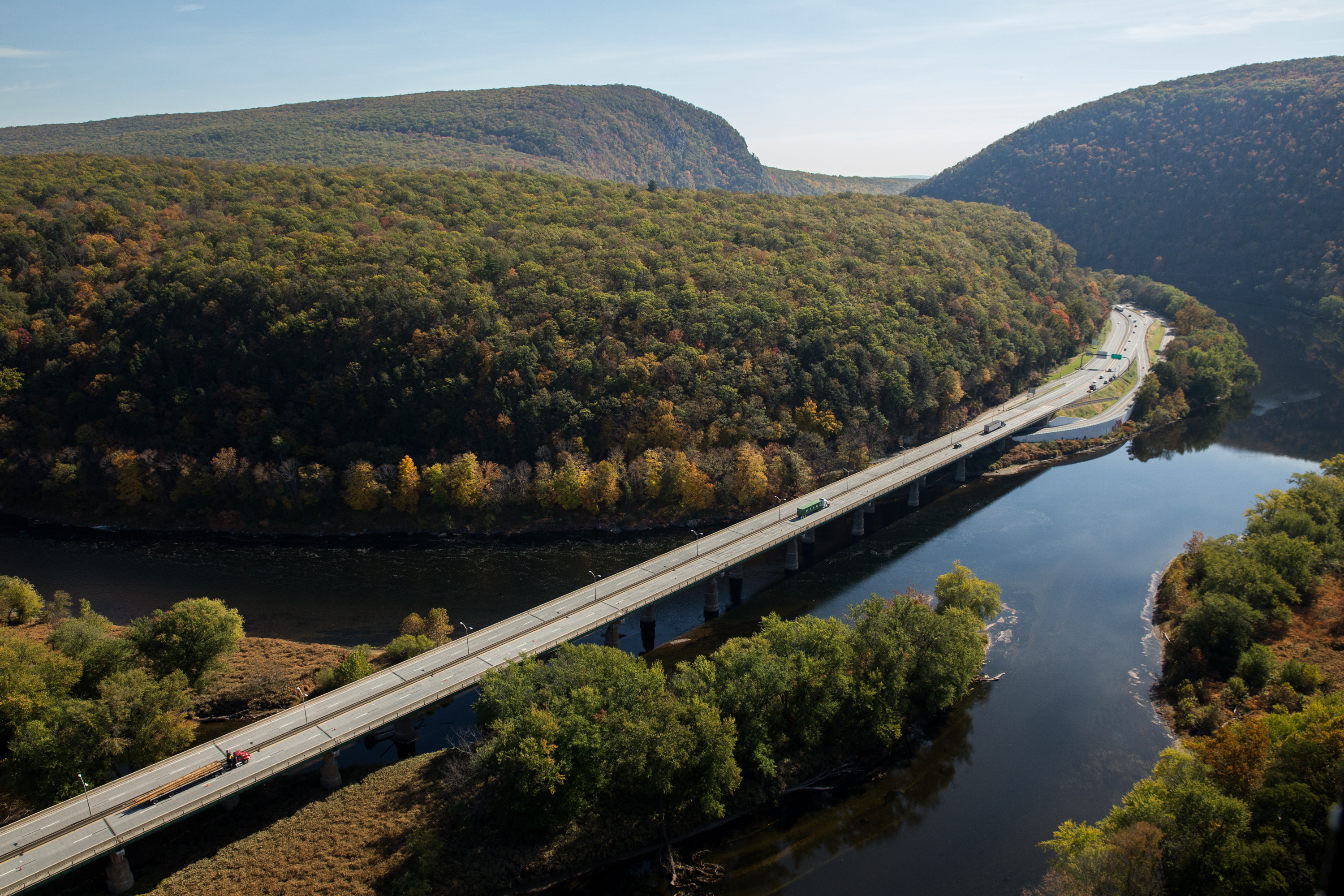 Delaware Water Gap (I-80) Toll Bridge – DRJTBC